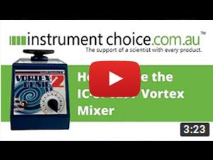 How to use the IC-SI-0297 Vortex Mixer