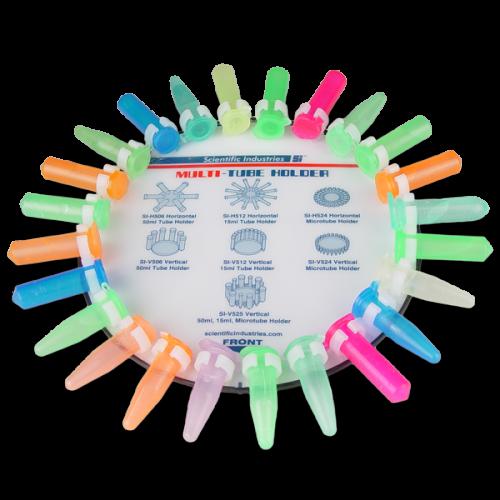 Horizontal Plastic Clip Microtube Holder