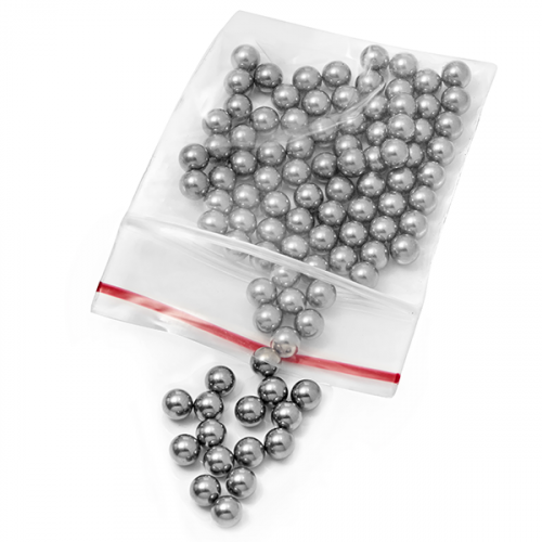 Stainless Steel Beads, 5mm
