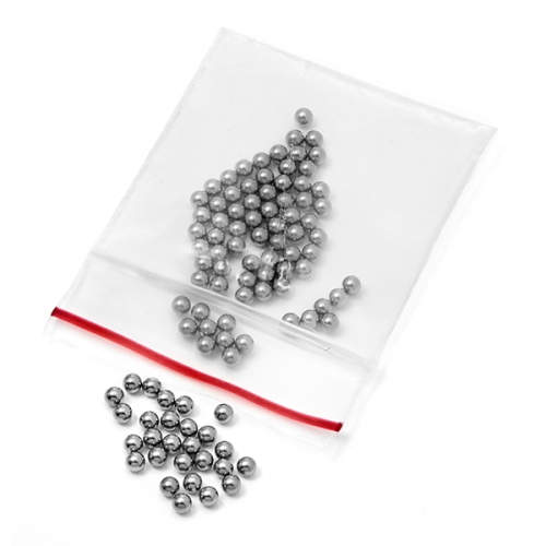 Stainless Steel Beads, 3.2mm