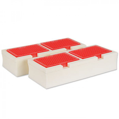 MicroPlate Foam Insert for 2 Plates (set of 2)