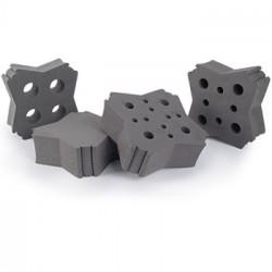 Assorted Foam Inserts (4)