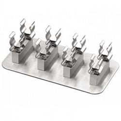 1 Clip Plate for 100ml Volumetric Flasks