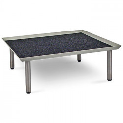 Stackable Tray for Roto-Shake Genie