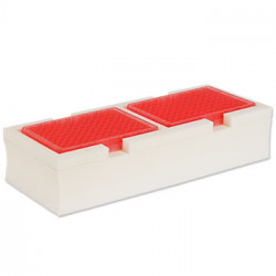 MicroPlate Foam Insert for 2 Plates